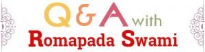 Q & A With Romapada Swami