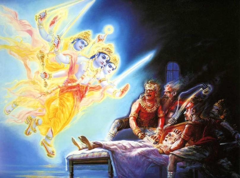 romapada swami on hate the sin not the sinner