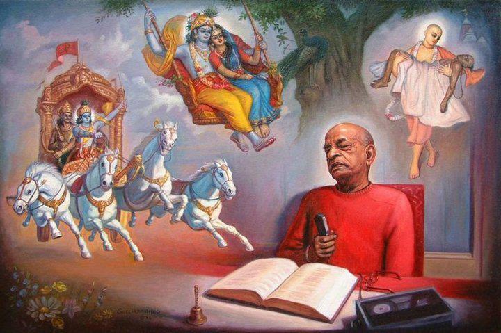 romapada swami on srila prabhupada