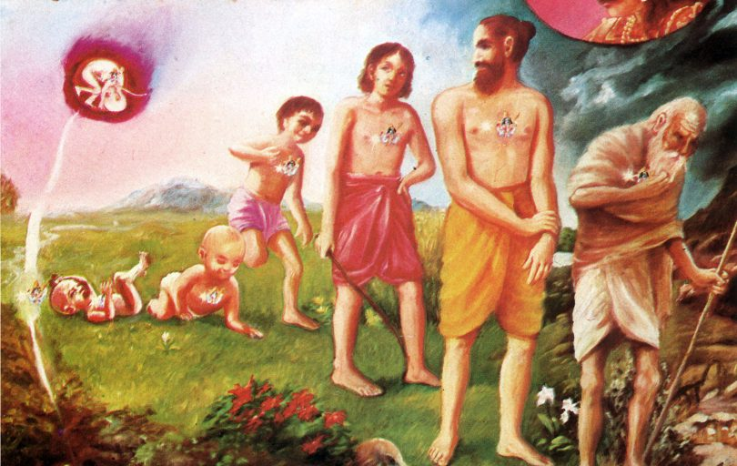romapada swami on jivaatma