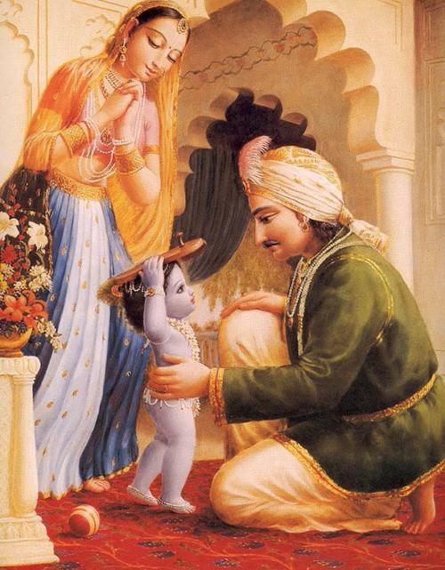 romapada swami on Mother Yashoda and Maharaja Nanda