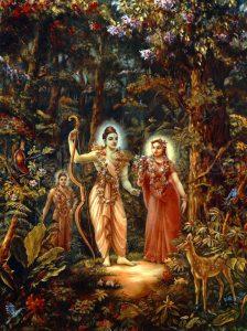 romapada swami on shatrughna's conduct