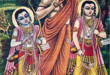 romapada swami on sage viswamitra