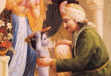 romapadaswami on mother yasoda nanda maharaj krishna