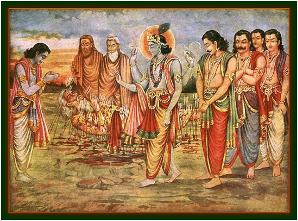 Digest 00170 Bhishma S Fighting Against The Pandavas Questions And Answers With Romapada Swami